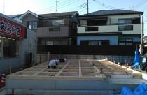 LOHASTA homeモデルハウス【基礎工事編】