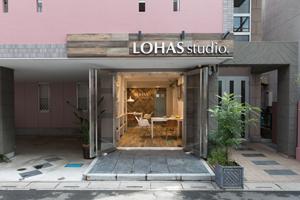 LOHAS studio所沢店の外観