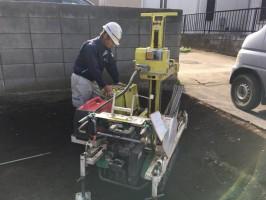 20171113解体完了確認・設備打合せ・地盤調査 (4)