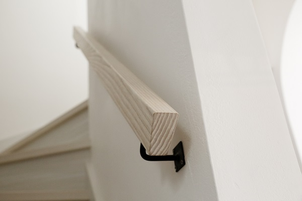箱型階段手摺り (2)