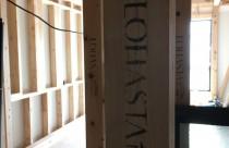 LOHASTA home の工事中の様子^^