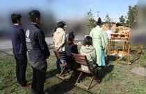 西区I様邸 地鎮祭を執り行いました。
